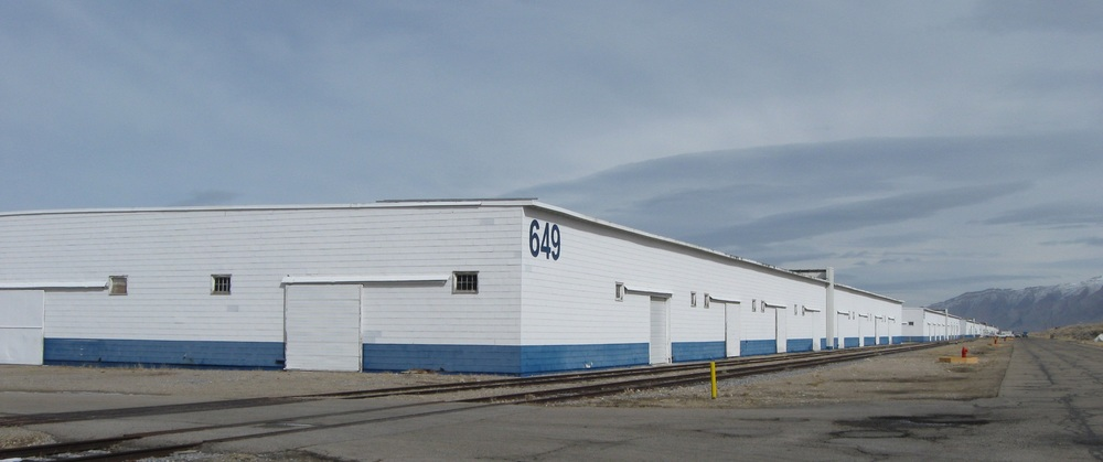 Peterson Industrial Depot Grade Level