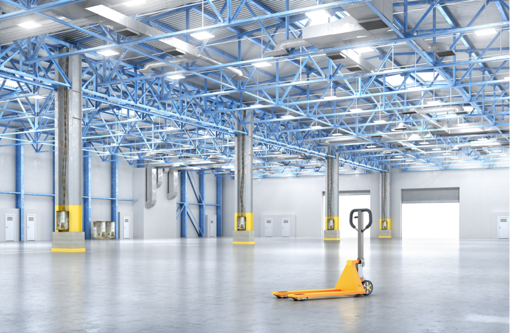 Factors to Consider When Looking at Industrial Warehouses